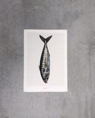 Art Print Fish