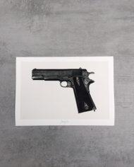 Art Print Gun