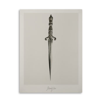 Faith Dagger Artprint
